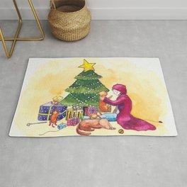 Cozy Christmas Rug