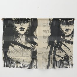 society girls Wall Hanging