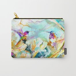 Dawn Greeting Carry-All Pouch