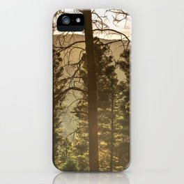 Mountain Forest New Mexico - Nature Photography iPhone Case