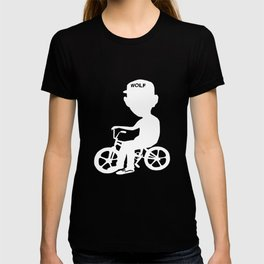 tyler the creator bicyle t-shirts T-shirt