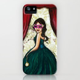 Rosalinde iPhone Case