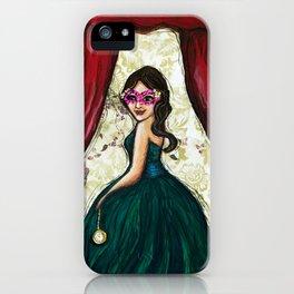 Rosalinde iPhone Case
