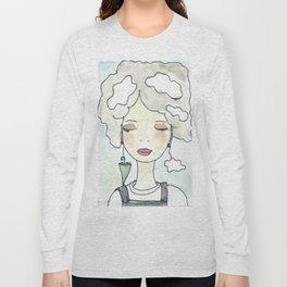 Pensieri e nuvole Long Sleeve T-shirt