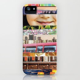Collage - Untitled iPhone Case