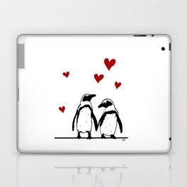 Love Penguins Laptop & iPad Skin