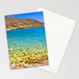 Spinalonga Stationery Cards
