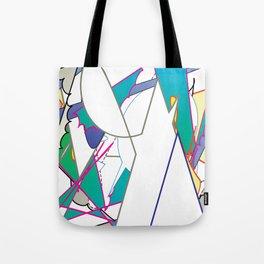 Color #8 Tote Bag