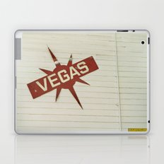 Vegas Laptop & iPad Skin