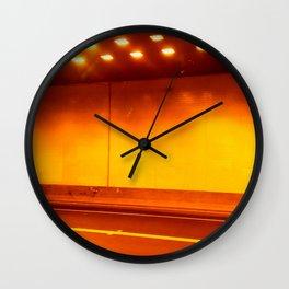 Everyday Scenery Wall Clock