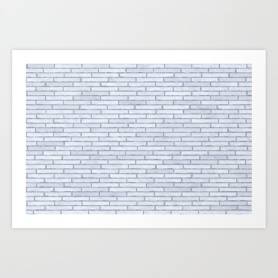 White Brick Wall by hommie