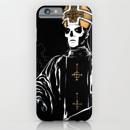 The Shinning and the Light iPhone Case