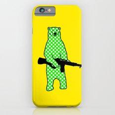 dot bear iPhone 6s Slim Case