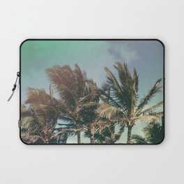 Vintage Palm Hawaii Summer Daze Laptop Sleeve