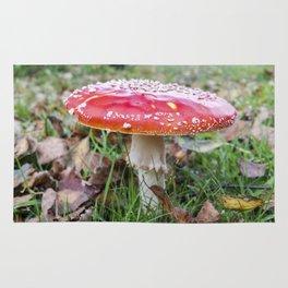 Fairy tale mushroom Rug
