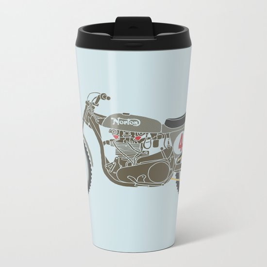 norton Metal Travel Mug