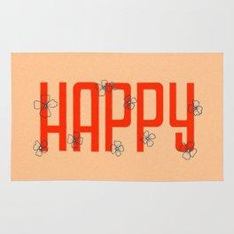 Happy Flowers Rug