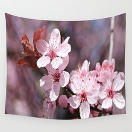 almond blossom Wall Tapestry