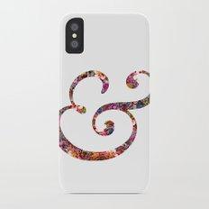 &! iPhone X Slim Case