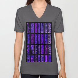 """komputer rock"" Unisex V-Neck"