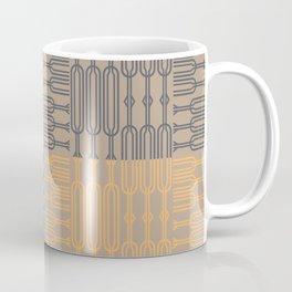 Bosque Gray&Orange Coffee Mug