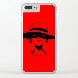 Luffy Clear iPhone Case