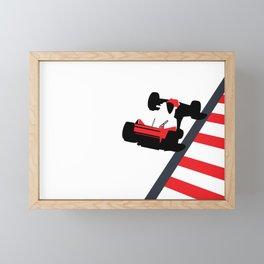Legend Framed Mini Art Print