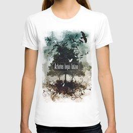 arbores loqui latine T-shirt