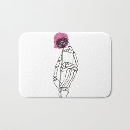 Life in the Hands of Death Bath Mat