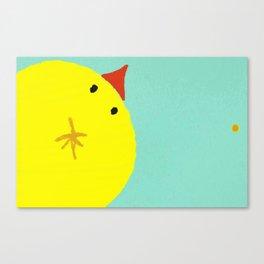 """""""The Peek"""" Canvas Print"""