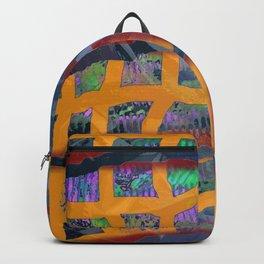 Yellow Line Backpack