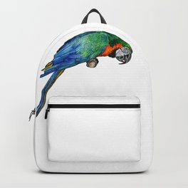 a birden shared is a birden halved you know; so tell me all before you go! Backpack