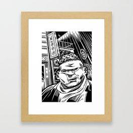 MadS #1 Framed Art Print