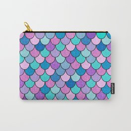 Sparkle Scales Carry-All Pouch