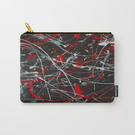Screaming In Anger Carry-All Pouch