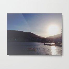 Cadaques Sunset 1 Metal Print