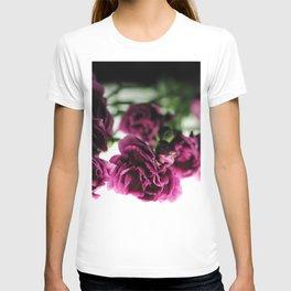 Purple Carnations T-shirt