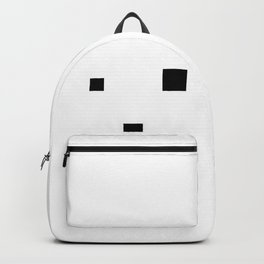 Face number three Backpack