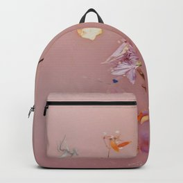 Pink Bath Photoshoot Rucksack