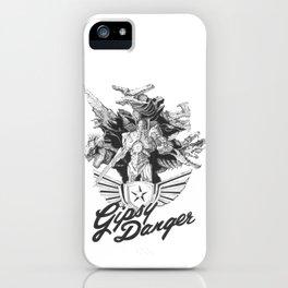 Kaiju Killer iPhone Case