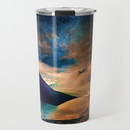 Volcanic Planet Travel Mug