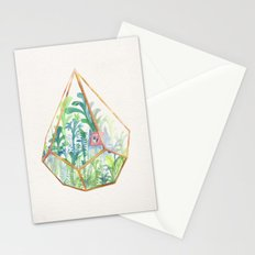 Terrarium II Stationery Cards