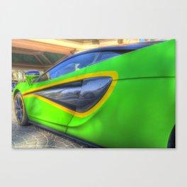 Dubai SuperCars Canvas Print