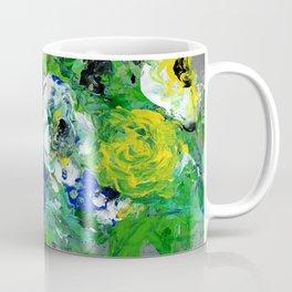 Abstract Floral - Botanical Coffee Mug