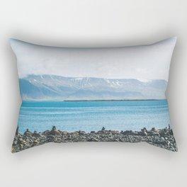Stacks Rectangular Pillow