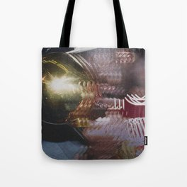dimetiltriptamina Tote Bag