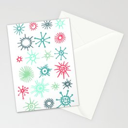 Heliozoa Stationery Cards
