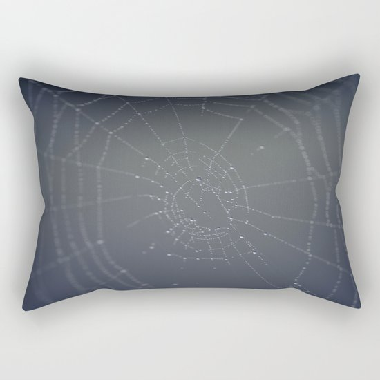 Spider web Rectangular Pillow