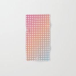 colorful pattern Hand & Bath Towel