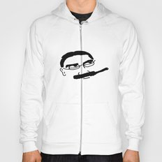Groucho Marx Knit. Hoody